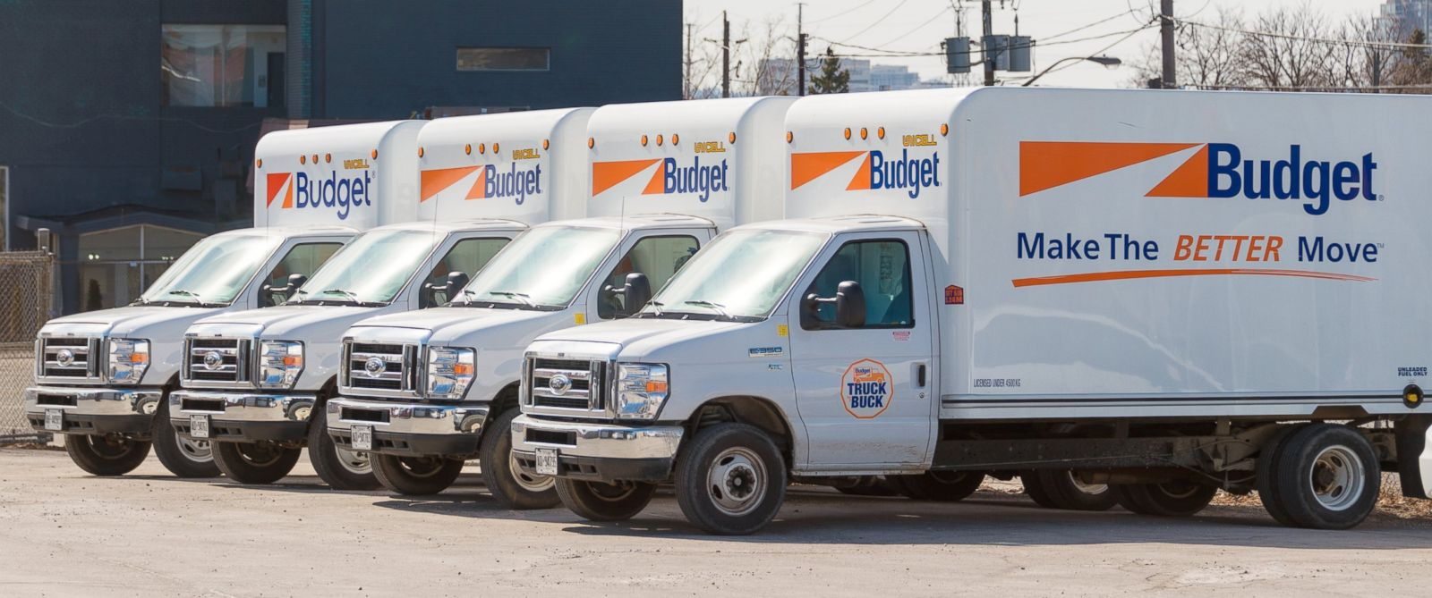 Budget Truck Rentals Available at Lowell's Tire Pros Service